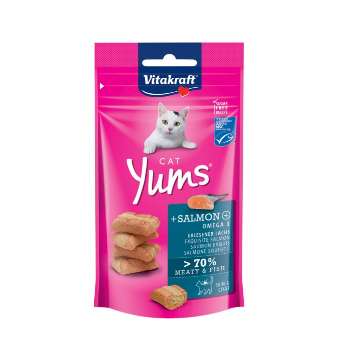 Friandise & complément - Cat Yums pour chats