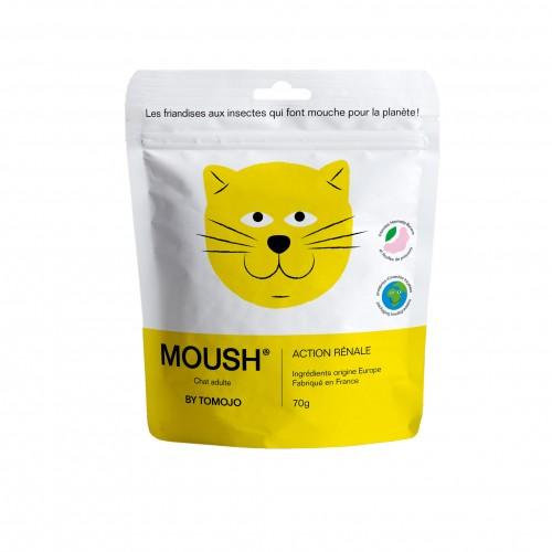Friandise & complément - MOUSH - Action rénale  pour chats