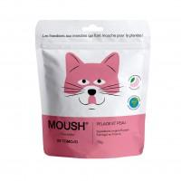 Friandises pour chat - MOUSH - Poils soyeux Tomojo