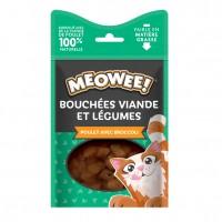 Friandises pour chat - Tendres bouchées Meowee