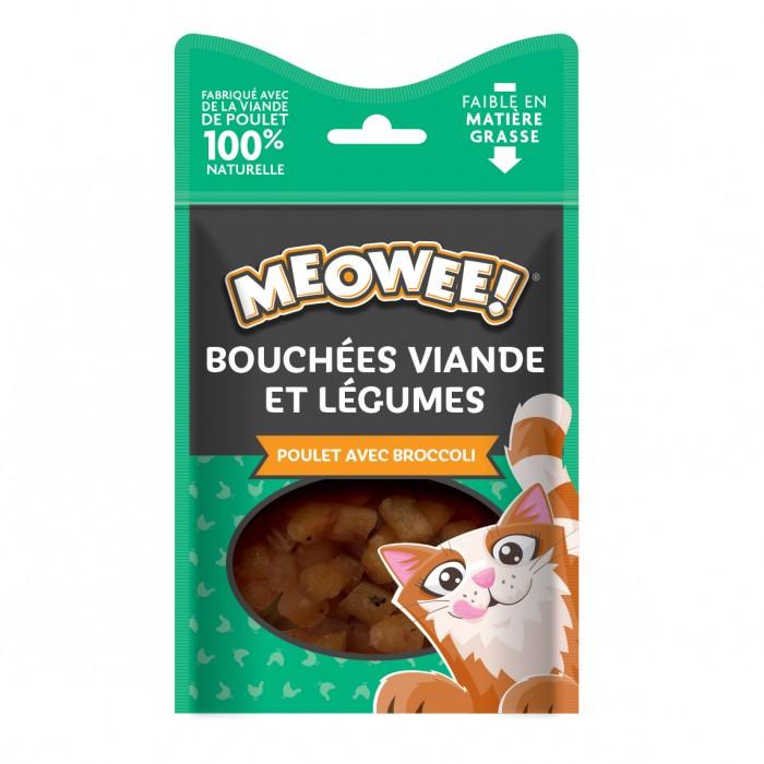 Friandise & complément - Tendres bouchées pour chats