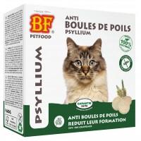 Friandises pour chat - Bouchées anti boules de poils, améliore le focntionement intestinal Biofood