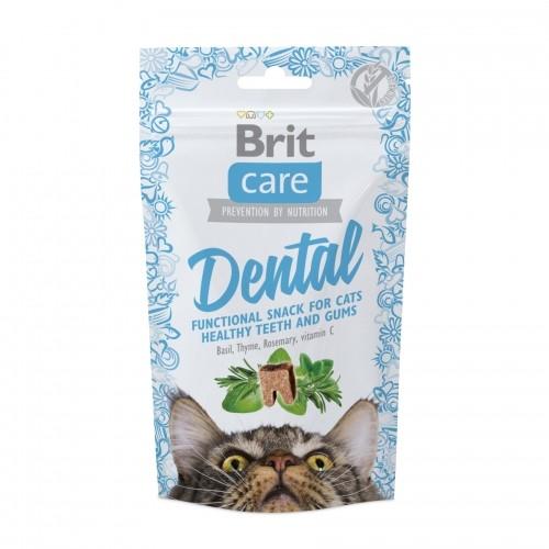 Friandise & complément - Snack Dental pour chats