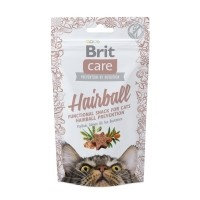 Friandises pour chat - Snack Hairball Brit Care
