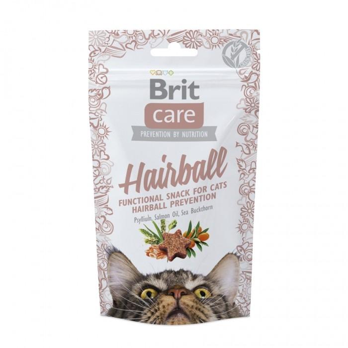Sélection Noël - Snack Hairball, prévention des boules de poils pour chats