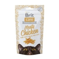 Friandises pour chat - Snack Meaty Brit Care