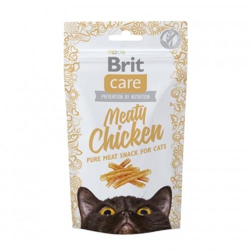 Friandise & complément - Snack Meaty pour chats