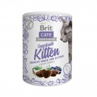 Friandises pour chaton - Snack Superfruits Kitten pour chaton Brit Care