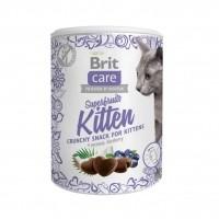Friandises pour chaton - Snack Superfruits Kitten pour chaton Brit Care