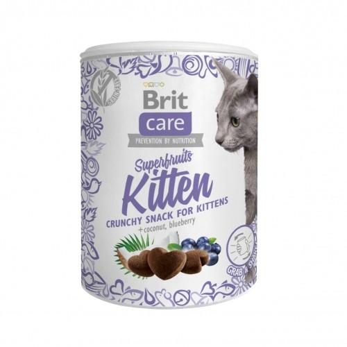 Friandise & complément - Snack Superfruits Kitten pour chats