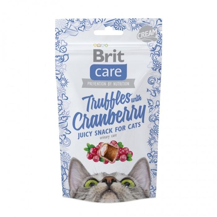 Friandise & complément - Snack Truffles, au cœur crémeux pour chats