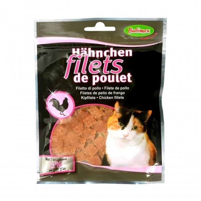 Friandise & complément - Filets de poulet pour chat pour chats