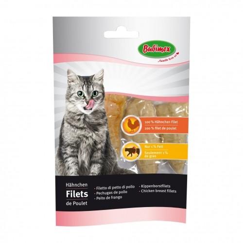 Friandise & complément - Filets de poulet pour chats