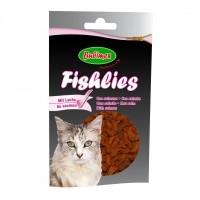 Friandises pour chat - Fishlies au saumon Bubimex