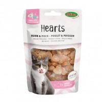 Friandises pour chat - Friandises Chicken Heart's Bubimex