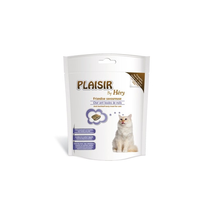 Friandise & complément - Friandise plaisir anti boules de poils pour chats