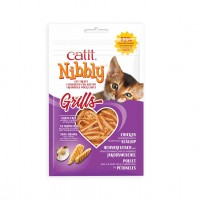 Friandises pour chat - Nibbly Grills Cat It