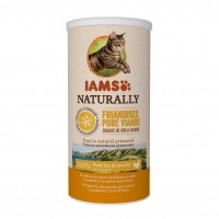 Friandises pour chat - Friandises Naturally Pure Viande IAMS