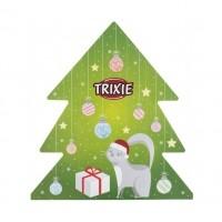 Boîte cadeau pour chats - Boîte Surprise de Noël Trixie