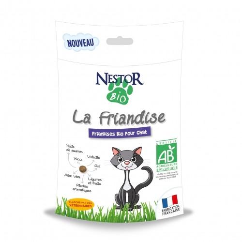 Friandise & complément - Nestor Bio pour chats
