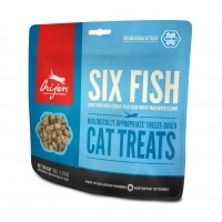 Friandises pour chat - Six Fish Treats Orijen