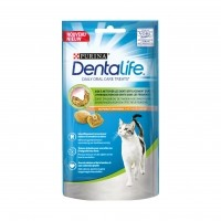 Hygiène bucco-dentaire pour chat - Dentalife Friandises Bucco-Dentaires Purina