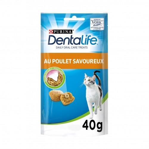 Friandise & complément - Dentalife Friandises Bucco-Dentaires pour chats