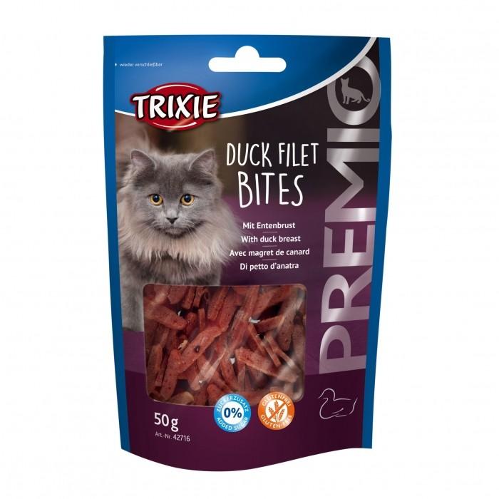 Friandise & complément - Premio Duck Filet pour chats