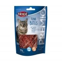 Friandises pour chat - Premio Tuna Bites Trixie