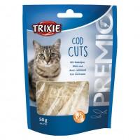 Friandises pour chat - Friandises Cod Cuts Trixie