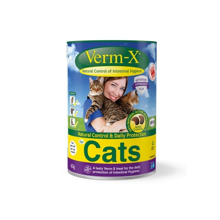 Sélection Made in France - Verm-X pour chat pour chats