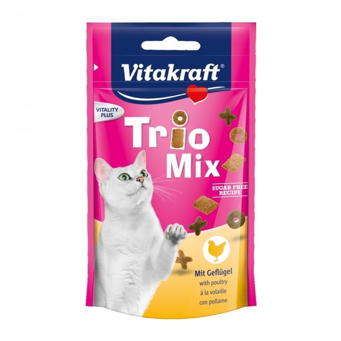 Friandise & complément - Trio mix  pour chats