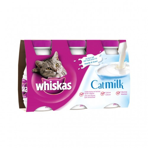 Friandise pour chat - Catmilk Whiskas®