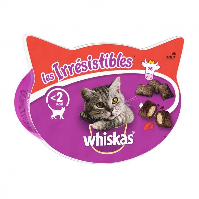 Friandise & complément - Les Irrésistibles pour chats