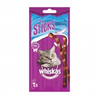 Friandises pour chat - Sticks Whiskas®