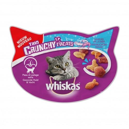 Friandise & complément - Trio Crunchy Treats pour chats