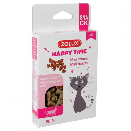Friandise & complément - Mini Coeurs pour chats