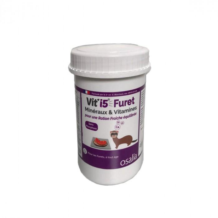 Sélection Made in France - Violet - Furet de tout âge pour furets