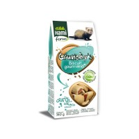 Friandises - Biscuits gourmands pour furet Hamiform