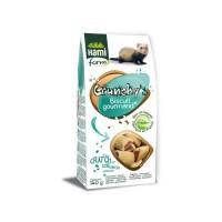 Friandise & complément - Biscuits gourmands pour furet