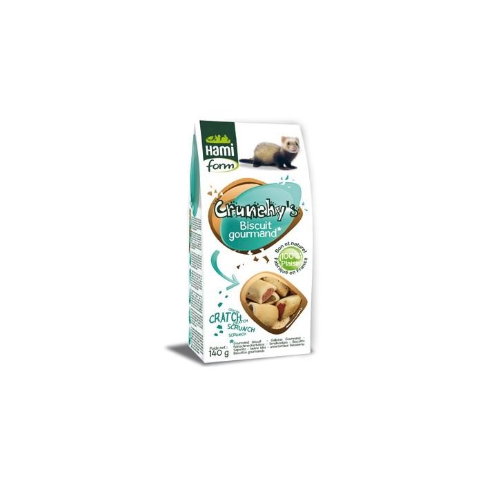 Friandise & complément - Biscuits gourmands pour furet pour furets