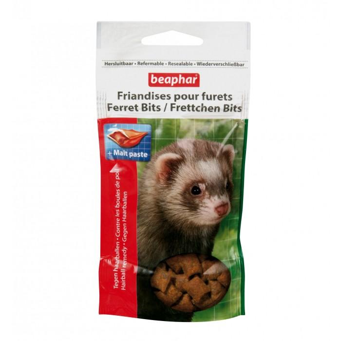 Friandise & complément - Friandises pour furets au malt pour furets