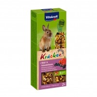 Friandise et complément  - Kräcker pour lapin