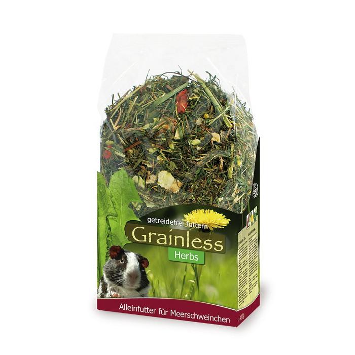 Friandise et complément  - Grainless Herbs Cochon d'Inde pour rongeurs