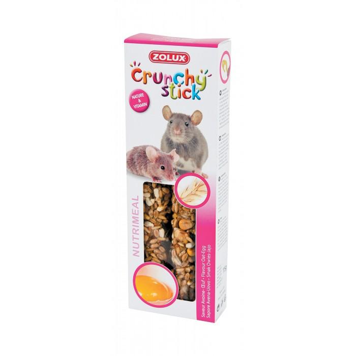 Crunchy stick pour rat et souris