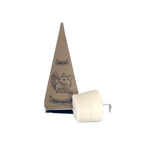 Bien-être au naturel - Bloc de sel à ronger  pour rongeurs