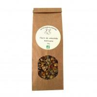 Friandise pour chinchilla - Fleurs de camomille Matricaire bio Chinchillas du terroin
