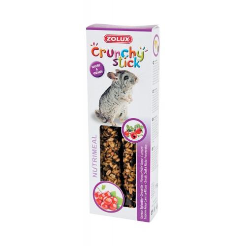 Bien-être au naturel - Crunchy stick pour chinchilla pour rongeurs