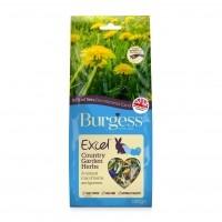 Friandise pour rongeur  - Excel Snacks Mélange d'herbes Country Garden Burgess