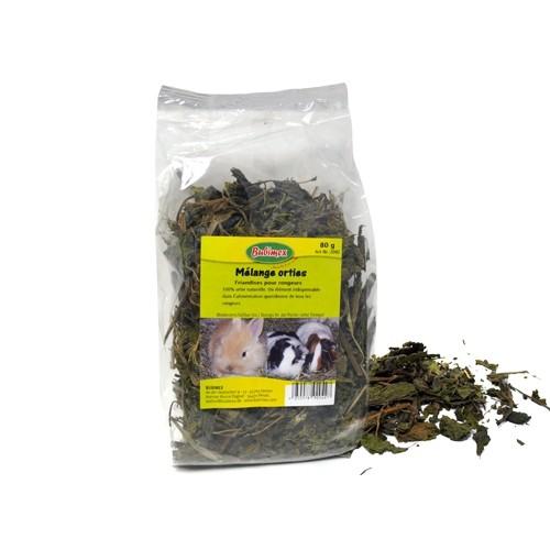 Friandise et complément  - Mélange de plantes pour rongeur pour rongeurs